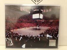 Capital One Arena 2018 Stanley Cup Finals 8x10 Photo