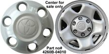 NEW Factory Original TOYOTA TACOMA Wheel Center Cap 2005 - 2019 Genuine Hubcap