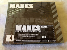 MANES - How The World Came To An End CD BRAND NEW & SEALED!