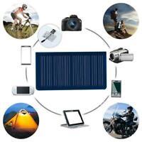 1,5 Watt 12 V Mini Cell Modul Ladegerät Mit 1 Mt Draht Solar Sma Power Pane D7I9