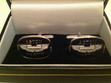 ASTON MARTIN CUFFLINKS SILVER PLATED CUFF LINKS DB 7 9 VANTAGE