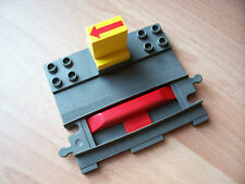 Richtungswechsel Start Stop Schiene Lego duplo Eisenbahn Startstop Schiene