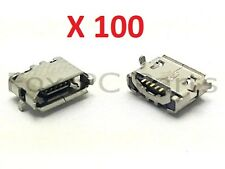 100X USB Charging Data Sync Port DC Jack for Blackberry Curve 9360 9350 9370