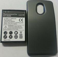 3800 mAh Extended Battery + Door Cover for Samsung Google Galaxy Nexus GT-i9250