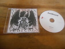 CD Metal AXE Wound-Vultures (10) canzone PROMO SONY MUSIC SC