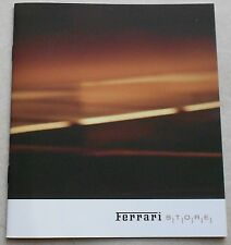 Ferrari Store Collection Prospekt 2013 Brochure Depliant no buch book press
