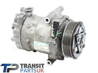 FORD TRANSIT MK7 2.2 FWD AIR CON COMPRESSOR PUMP 2011 TO 2014 USED