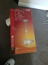 Portfolio Pendant Airplane light fixture Item # 205842 NIB