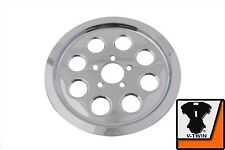 Chrome Outer Pulley Cover TC-88 Dyna Super Glide FXD 2000-2005 70 Tooth