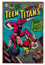 DC Comics TEEN TITANS Issue 5 This Is Strictly Robin's Last Fight! VG-