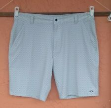 MEN'S Gray OAKLEY SIZE 38 SHORTS Regular Fit