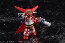 Getter Robo Armageddon AA Gokin Getter 1 Die Cast Figure Arcadia - Metallic Red