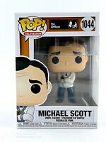 FUNKO POP! : THE OFFICE - MICHAEL SCOTT (STRAIGHT JACKET) #1044 *UK STOCK*