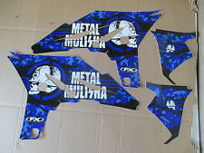 FX  METAL MULISHA GRAPHICS YAMAHA YZ250F  YZF250  2010  2011  2012  2013 YZF