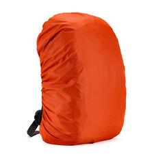 1Pc Waterproof Dust Rain Cover Travel Hiking Backpack Camping Rucksack BagK6