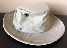 Tilley Endurables The Tilley Hat Size 7-1/8 Made Canada Floats, Blocks UV EUC