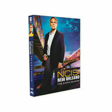 NCIS New Orleans Season 6 (5-Disc Set, DVD)  Free Shipping