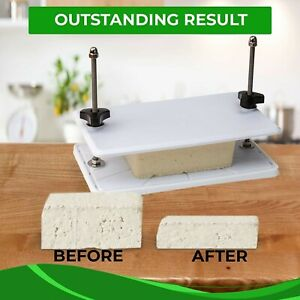Tofu Press - Remove Water from Firm and Extra Firm Tofu - Super Tofu Presser