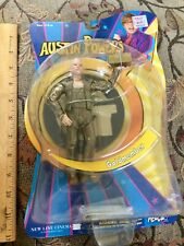 Vintage 2002 Mezco Austin Powers Goldmember Figure - Nrfp