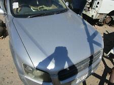 Nissan Stagea M35 Bonnet (Silver)