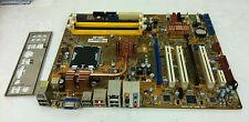 Asus P5K-V REV: 1.01G Socket 775 Motherboard 1600mhz FSB with I/O Plate