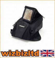 Sacoches et valises latérales noirs pour motocyclette 10L