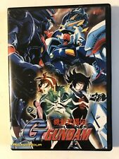 Mobile Fighter G-Gundam Round 4 Four DVD Region 1 Anime Out of Print RARE OOP