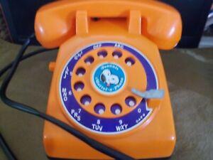 "Vintage 1965 ""Peanuts"" Mattel-O-Phone Rare !"