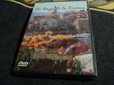"""DVD NEUF """"AU PAYS DE LA RIVIERA"""" documentaire Cote d'Azur de Thomas ROY-LAURENT"""