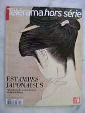 Télérama Hors-Série - Estampes japonaises