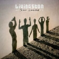 "LIVINGSTON ""SIGN LANGUAGE"" CD 12 TRACKS NEW"