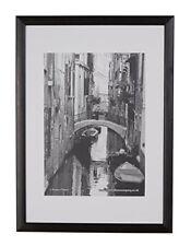 Photo Album Co A2 Black Wood Frame Non-glass Pawfa2bblk