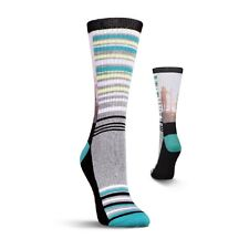 K. Bell KurB Women's Sunset Surf Sub Crew Socks One Size - KRW16H031-01