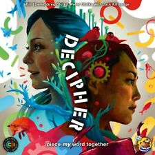 DECIPHER ~ Board Game by HeidelBAR ~ Scratch & Dent SPECIAL DISCOUNT PRICE