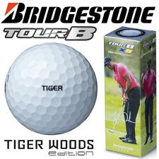 """""""LTD EDITION"""" Bridgestone Tour B XS Tiger Woods Edition Balles de golf/3 Balle Pack"""