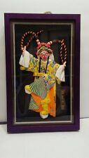Taiwanese Sun Wu Kong Dancer in 3D Shadow Box