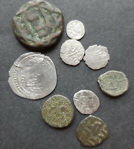 Medieval coin. Islamic coins XIV-XVIIIcent