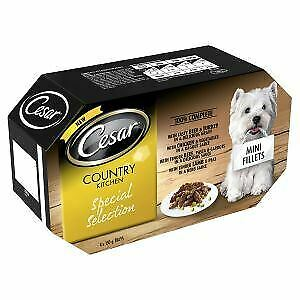 Cesar Tray Special Selection 4x150g 150g - 720463