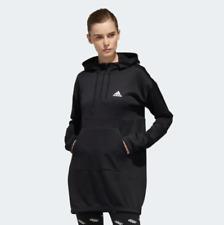 Adidas Authentic Hoodie Basic Sportswear Fitness Women's Pullover Sweatshirt