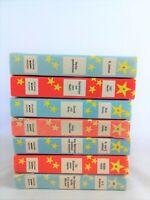 8x Goldene Häppy Bücher - 🌟  Delphin Verlag Bücherpaket Sammlung Konvolut Happy