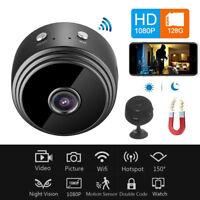 Mini Spy Camera Wireless Wifi IP Security Camcorder 1080P Night Vision DV DVR