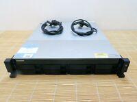 Qnap TS-873U-RP-8G High-performance quad-core NAS dual 10GbE SFP+ ports
