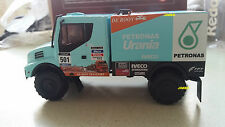 IVECO POWERSTAR 1:43 IXO, DAKAR 2014, RALLY #501 DIECAST, NEW IN BOX, OFFER.!
