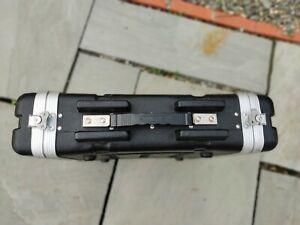 2U Rack Hard Flight Case - Deep - Good Condition