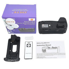 DSTE MB-D11 Vertical Battery Grip with Remote For Nikon D7000 Camera as EN-EL15