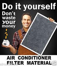 600x1000mm Air Conditioner Return Air Filter Media Material-G2 - Universal