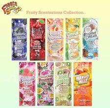 Fiesta Sun Lotion De Bronzage Soleil Lit Collection Scentsations Fruité Sachets