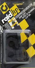 Universal Federwegbegrenzer 10St Stick Clip SCHWARZ 21mm RAIDHP VA oder HA
