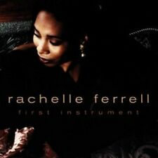 RACHELLE FERRELL - FIRST INSTRUMENT  CD 11 TRACKS VOCAL JAZZ/ROCK 'N' ROLL  NEUF