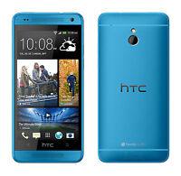 HTC ONE (M7) Unlocked Blue 32G Smartphone - 2G RAM 4MP Camera - Unlocked
